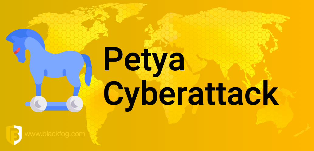 Petya cyberattack hits Europe and is quickly spreading