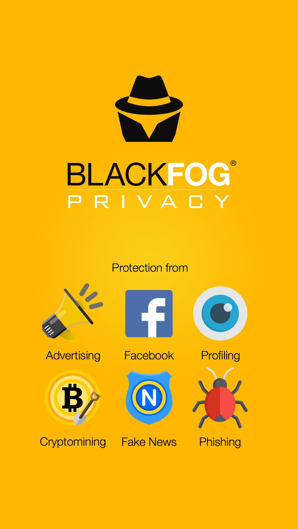 blackfog cover screen