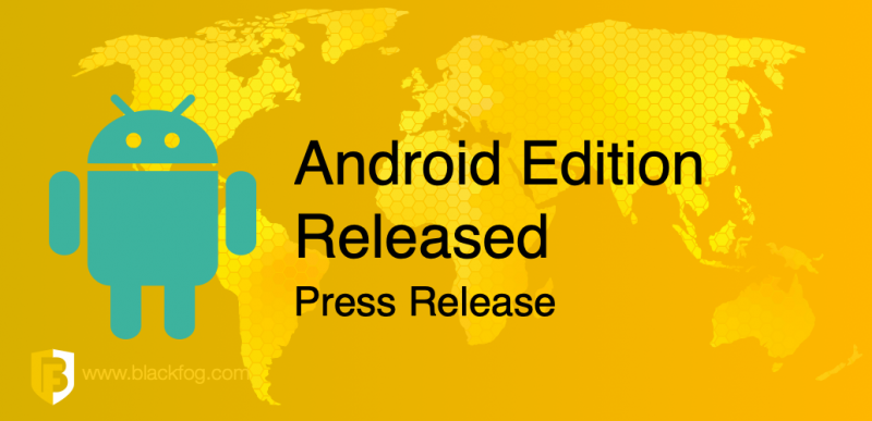 BlackFog Press Release Android