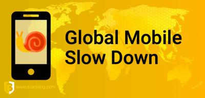 Global Mobile Slowdown