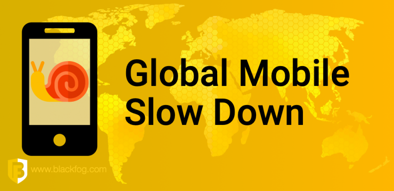 Global Mobile Slowdown