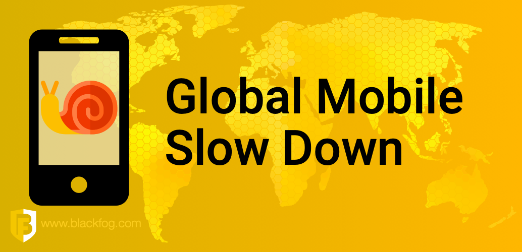 Global mobile slow down – what's really causing it?
