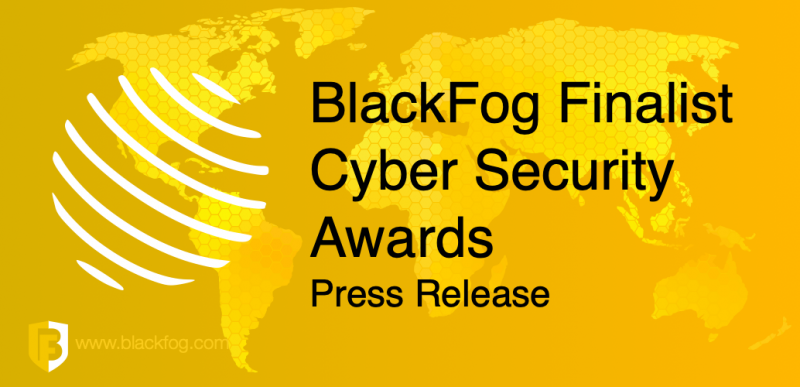 BlackFogPressRelease Product of the Year
