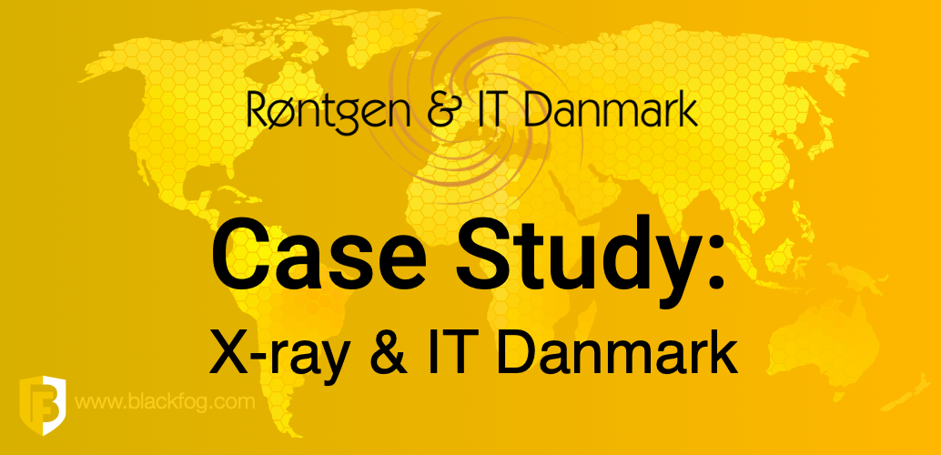 X-ray & IT Danmark Secures Dentists across Denmark from Cyberattacks