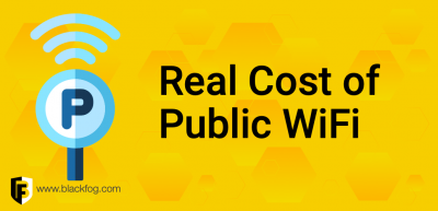 Real Cost Of Public WiFi