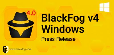 BlackFog Privacy for Windows v4
