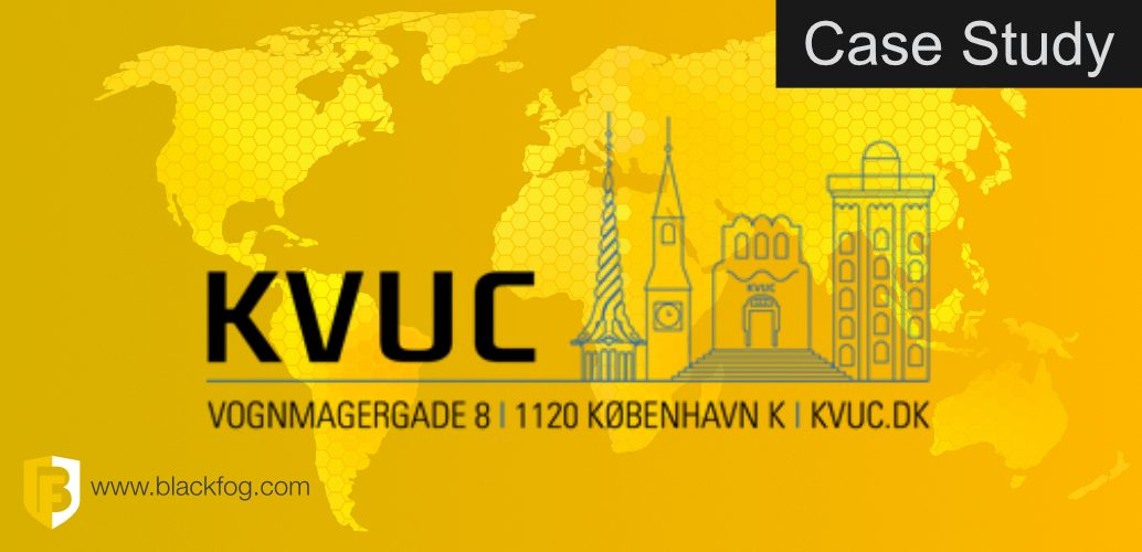 KVUC Strengthens its IT Security with BlackFog