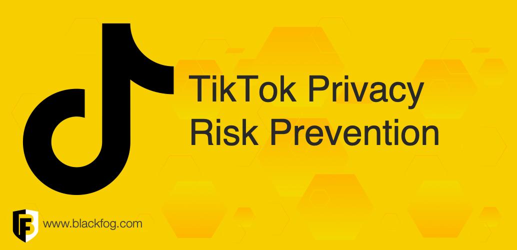 TikTok Privacy Risk Prevention