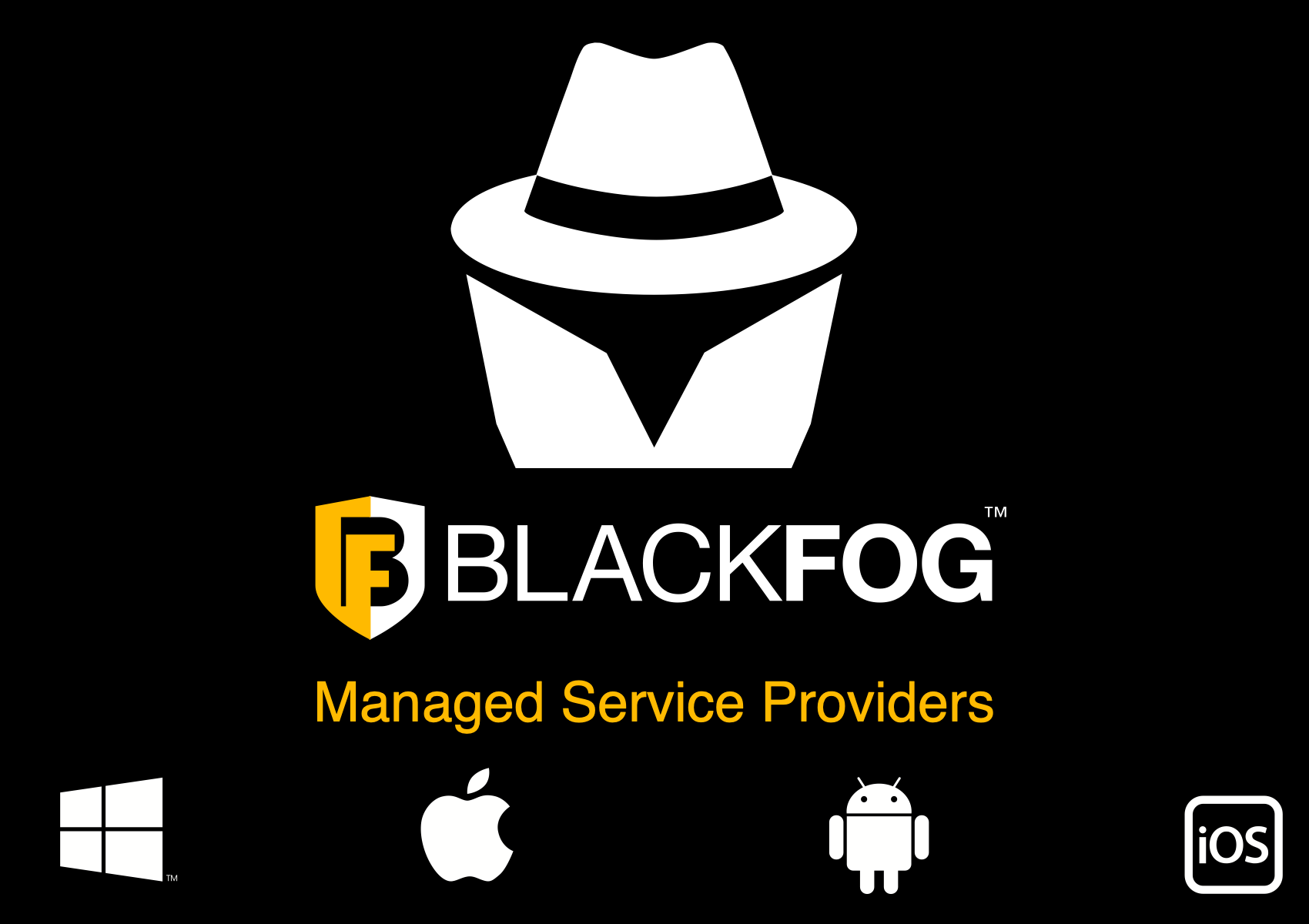 BlackFog Managed Service Providers