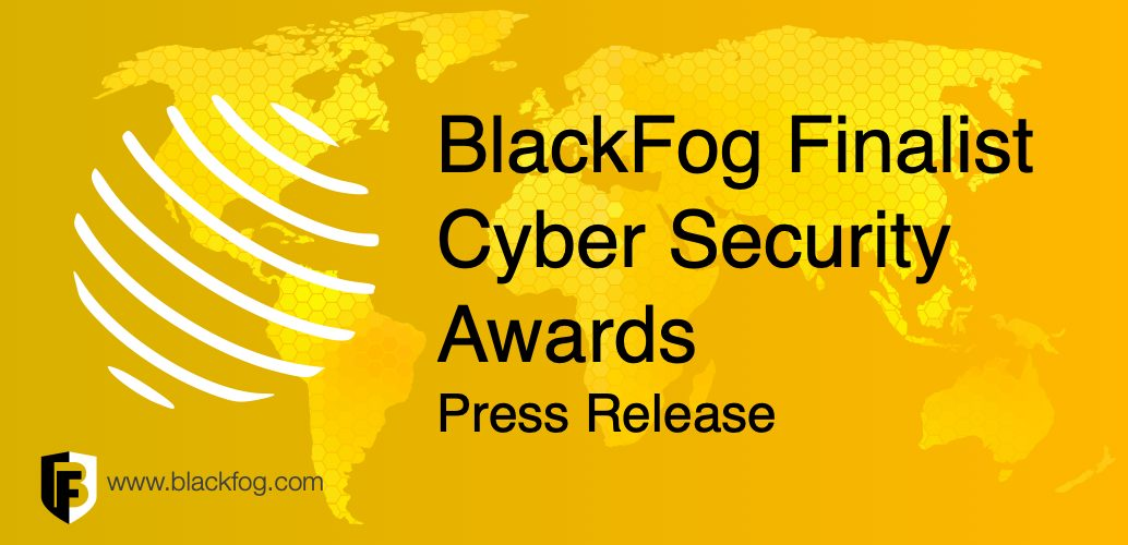 BlackFog Finalist for Innovative Product of the Year