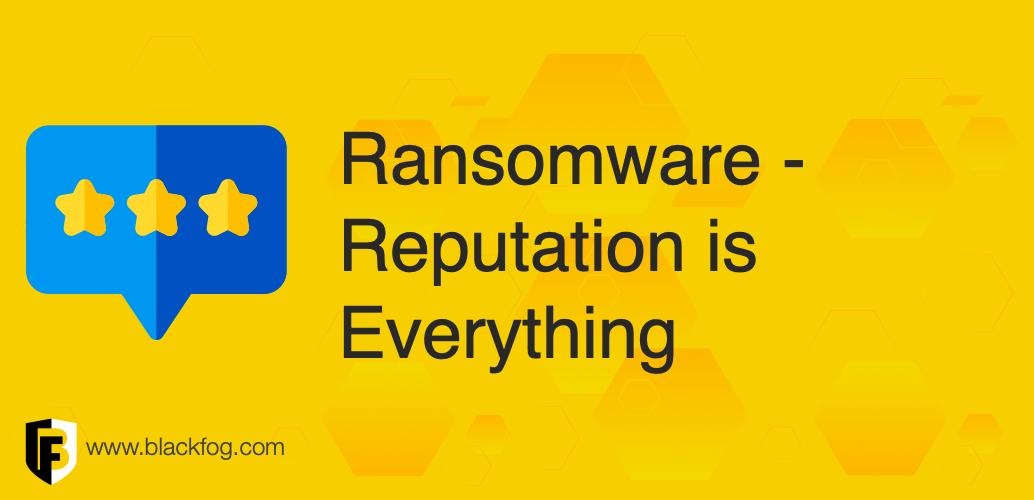 Ransomware Reputation