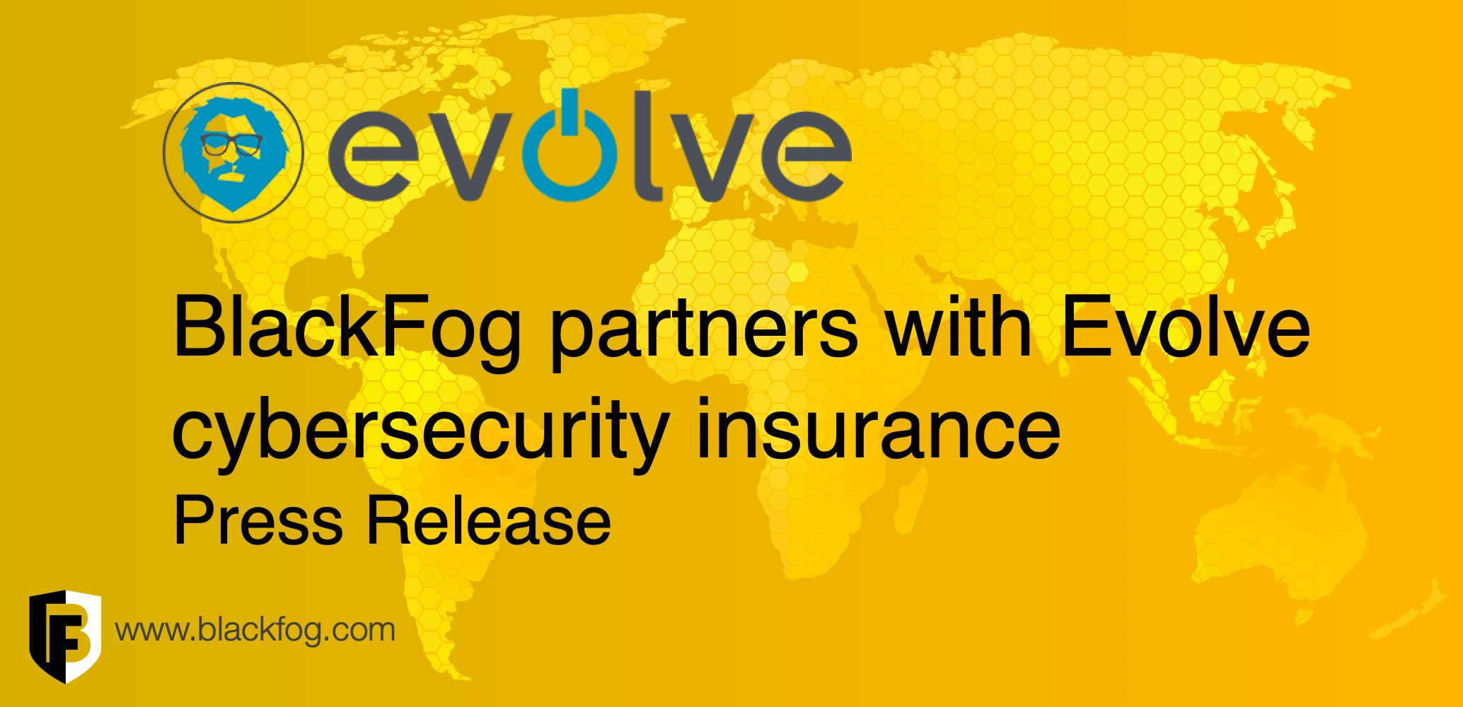BlackFog Partners with Evolve Cybersecurity Insurance for Ransomware Protection