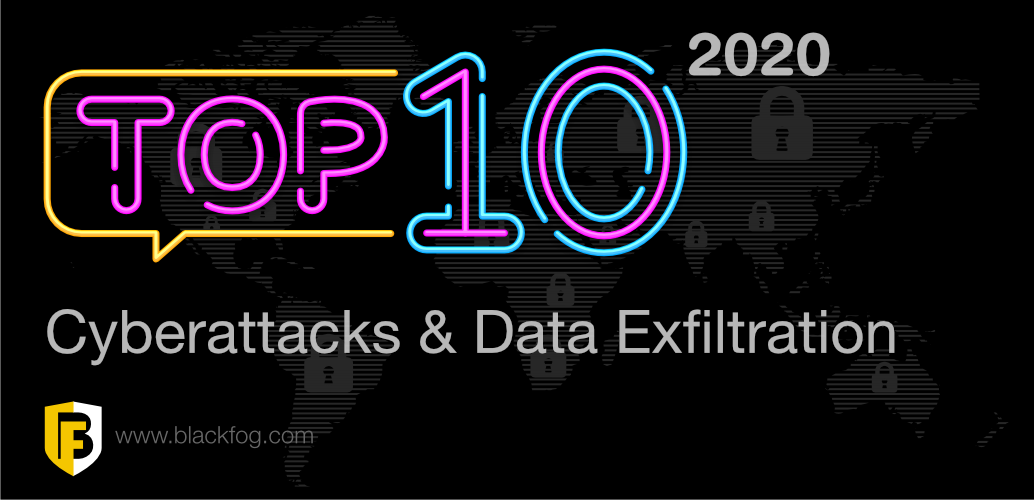 Data Exfiltration Prevention and the Top 10 Cyberattacks of 2020