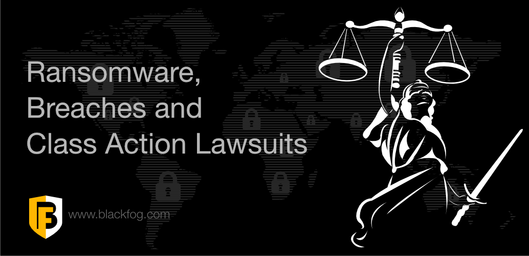 Ransomware Breaches and Class Action Lawsuits