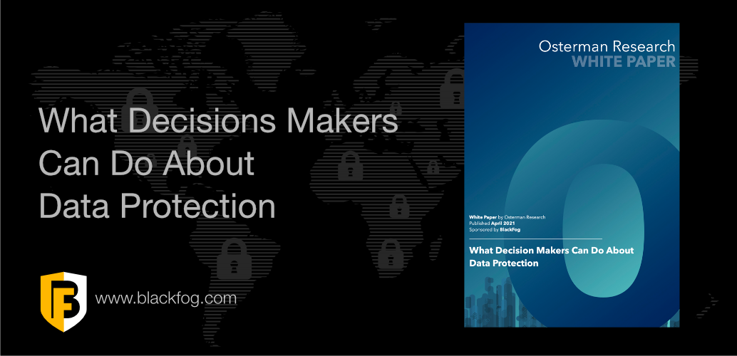 Data Protection White Paper Banner