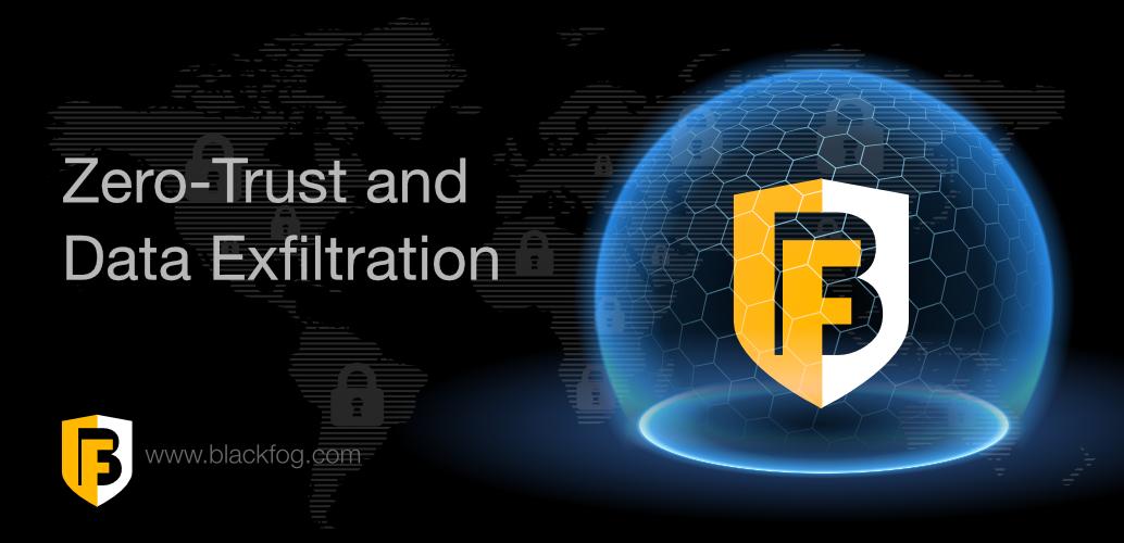 Zero Trust Architecture and Data Exfiltration