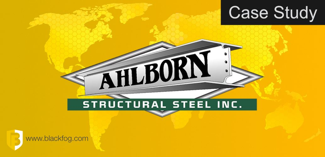Ahlborn Structural Steel Fights Ransomware with BlackFog's ADX Technology