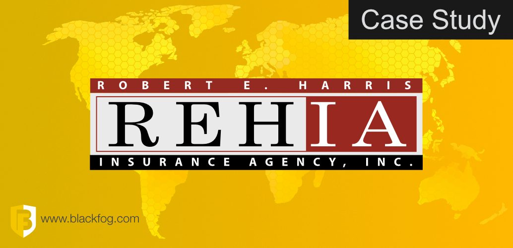Robert E. Harris Insurance Prevents Data Exfiltration with BlackFog